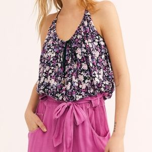 FREE PEOPLE Daisy Babe Cropped Tank